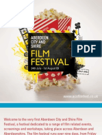 Aberdeen City & Shire Film Festival Guide