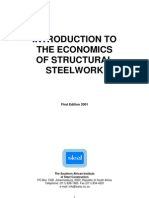 Economics of Structural Steel Work