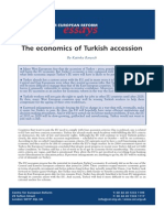 Economics of Turkish Accession-C