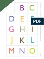 Alphabet 64564
