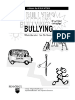 Bullying for Teachers