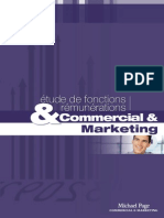 Commercial Marketing
