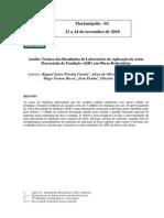 Analise Tecnica Da AreiaDesc Fund ObrasRodo