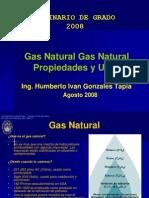 (1)Gas Natural Gas Natural