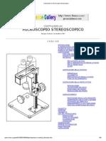 Costruiamo Un Microscopio Stereoscopico
