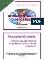 Herramientas de Diagnostico y Manual de Procedimientos