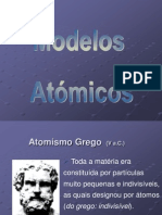 Modelos Atomicos Vs