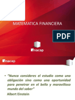 MATEMATICA FINANCIERA 2012