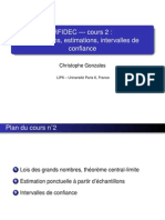 Cours2 Estimations