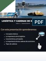 Logística y cadenas de suministro [Exposicion]
