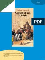 Algerie - Contes Berbères De Kabylie [Mouloud Mammeri] Pocket Junior