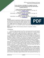 Aplicação da técnica FMEA na fabricação de comprimidos de hidroclorotiazida em uma indústria farmacêutica