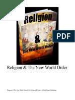Religion & The New World Order