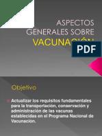 ASPECTOS GENERALES SOBRE VACUNACIÓN heyvis