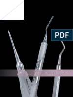 Dental Elevators and Periotomes-Brochure