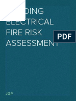Building Electrical Fire Risk Assessment