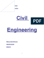 Civil Eng. Research