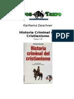 Deschner Karlheinz - Historia Criminal Del Cristianismo Tomo VII