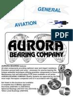 General Aviation Brochure AURORA BEARING