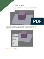Tutorial Modeland Um Dado No Blender