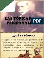 LAS TÓPICAS DEL PSICOANÁLISIS