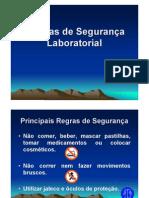 Normas de Segurança Laboratorial
