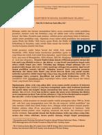 Revitalisasi Pesantren Wahana Kaderisasi Ulama.1