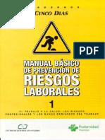Manual Basico Prevencion de Riesgos Laborales 1