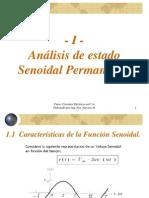 Teoría CA - Análisis de Estado Senoidal Permanente