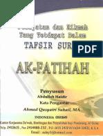 AL Fatiah