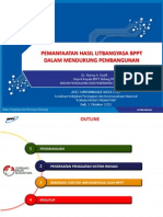 Pemanfaatan Hasil Litbangyasa BPPT 3 Oktober 2013 - Tatang A. Taufik