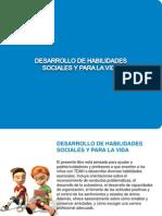 Desarrollo de Habilidades Sociales Tdah Libro4