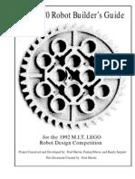 Robotics - The 6.270 Robot Builder's Guide