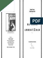 Daniel Omar RADIOSA AMBIGUEDAD PDF Definitivo