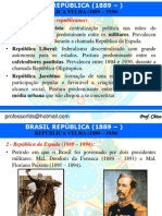 REPÚBLICA DA ESPADA