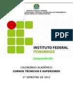 CALENDARIO 2013_2