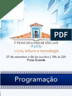 Programac3a7c3a3o 7c2aa Feira Do Livro de Sc3a3o Luc3ads