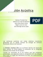 Emisión Acústica