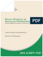 Manual Professor Informatica Javascript Php