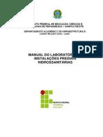 manual de instalações hidrosanitárias