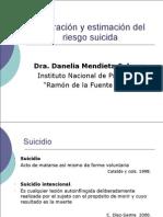 Valoración y estimación del riesgo suicida