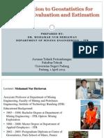 Introduction to Geostatistics - UNP.pdf