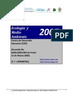02 D.B. - Ecología y Medio Ambiente