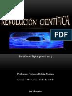 revolucin  cientfica