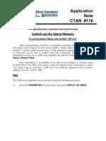 CTAN116 - UniSoft and the Option Modules