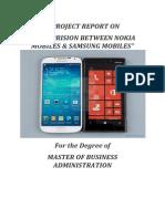 Nokia vs Samsung Final