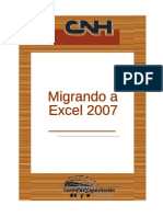 Manual Migrando a Excel 2007