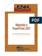 Manual Migrando a PowerPoint 2007
