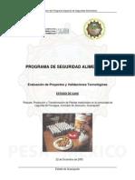 Rescate Produccion y Transformacion Plantas Medicinales Guanajuato