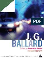 Contemporary Critical Perspectives J. G. Ballard_nodrm